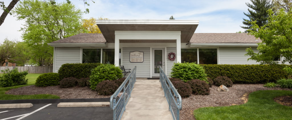 Milford Dental Excellence - office exterior